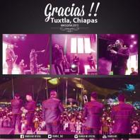 Banda MS y Horacio Palencia en Tuxtla 1