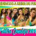 Candidatas a Reina de Feria Comalapa 2015