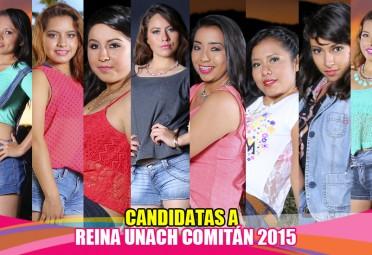 REINA UNACH 2015