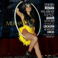 Milkha en portada Junio 2015 6