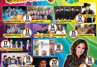 Feria Las Margaritas 2015 1