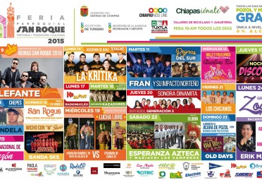 Feria San Roque 2015