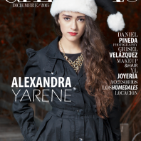 Alejandra Yarene en Portada Diciembre 2015 8
