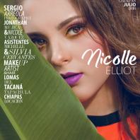 Nicolle Elliot en Portada Julio 2016 12