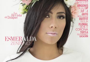 Esmeralda Zenteno en Portada Enero 2017 9