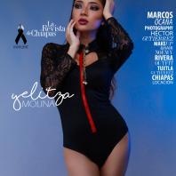 Yelitza Molina en Portada Septiembre 2017 9