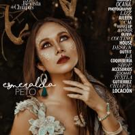 Esmeralda Peto en Portada Febrero 2018 8