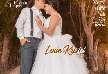 Lenin & Kristel en Portada Julio 2018 16