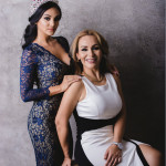 Deborah Ozuna & Claudia Vega en Portada Agosto 2018 1