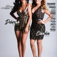 Deborah Ozuna & Claudia Vega en Portada Agosto 2018 10