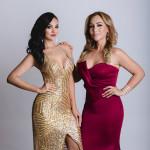 Deborah Ozuna & Claudia Vega en Portada Agosto 2018 2