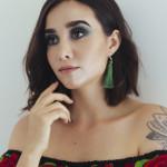 Andrea Guerro en Portada Septiembre 2018 1