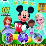 Mickey y sus Amigos llegan a Tuxtla a divertir a los peques 1