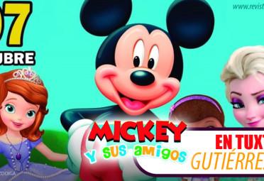 Mickey y sus Amigos llegan a Tuxtla a divertir a los peques 2