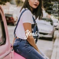 Yoali Meza en Portada Enero 2019 6