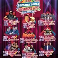 Feria Semana Santa Chicomuselo 2019 1